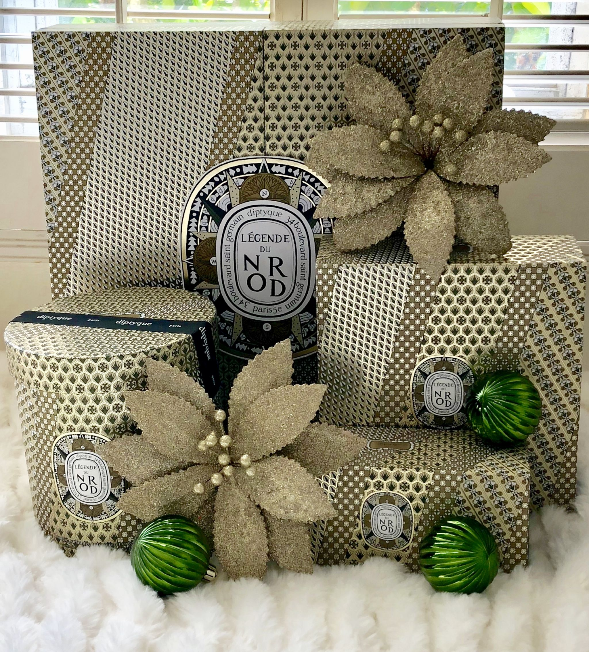 Diptyque Holiday Collection 2018