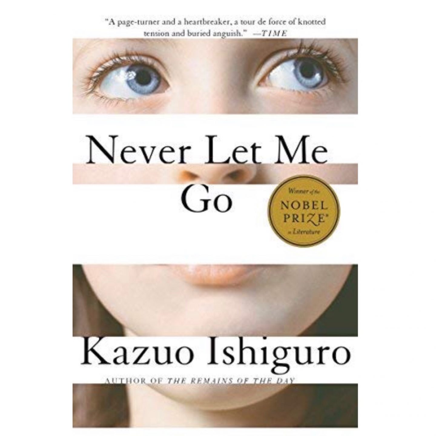 Never Let Me Go- Book Review