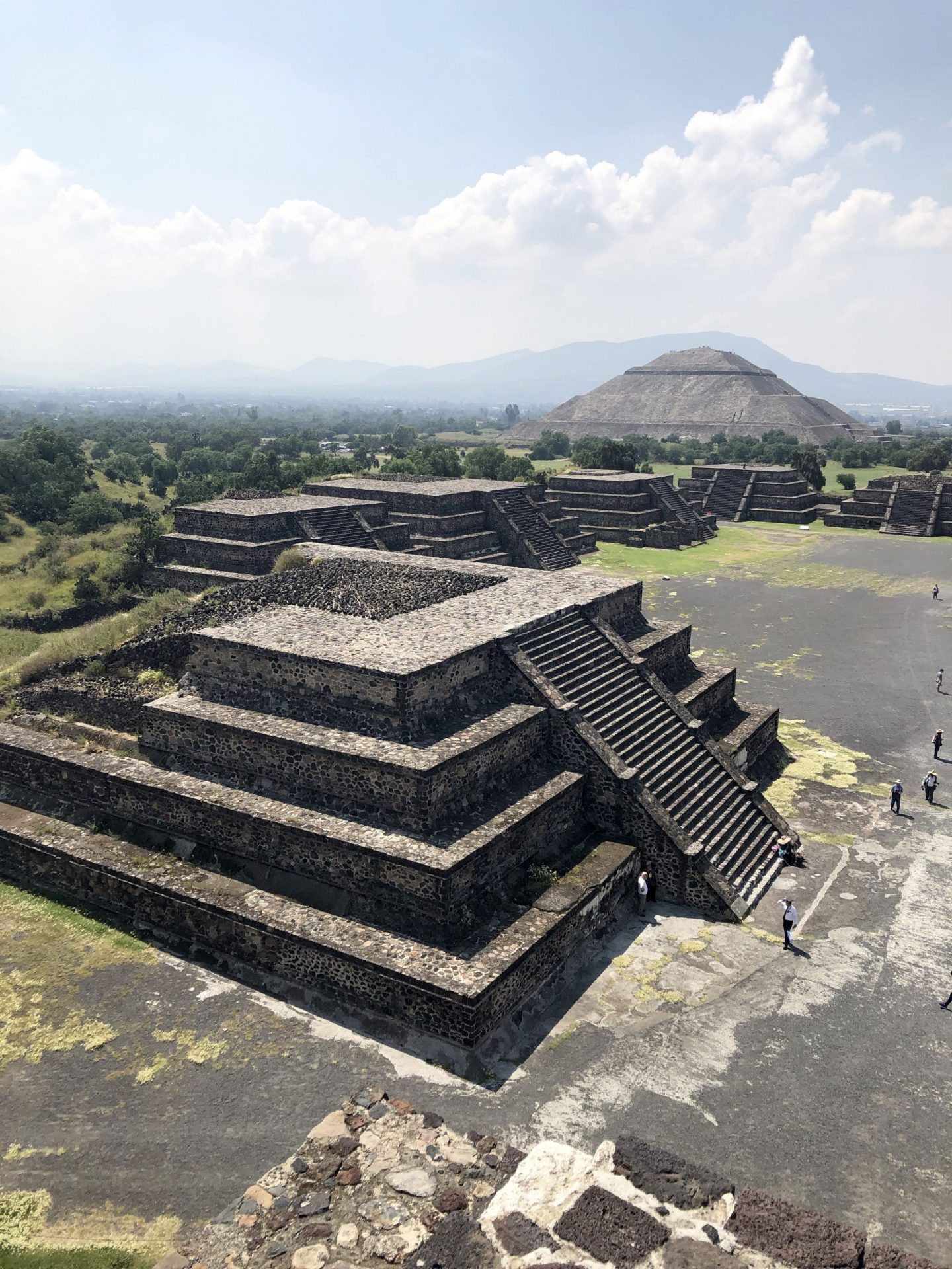 Mexico City, Mexico: 19.4326° N, 99.1332° W