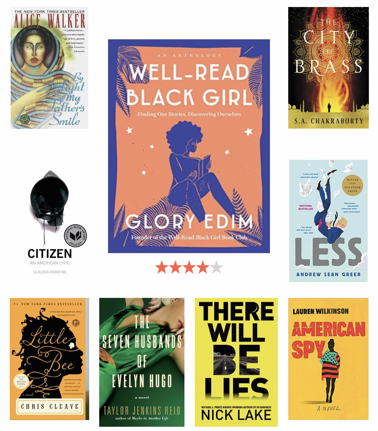 2019 Books in Review
