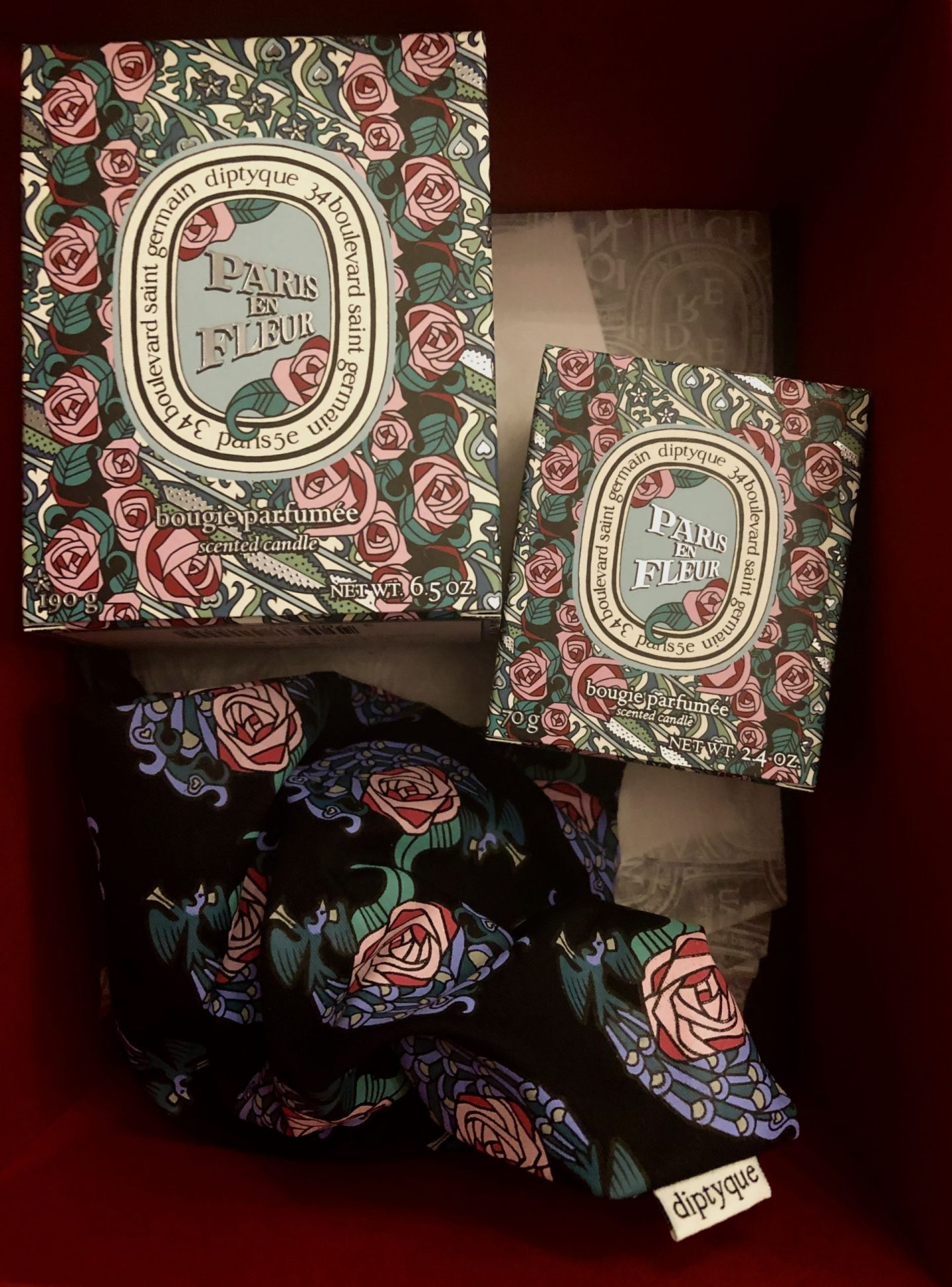 Diptyque 2020 Rose Collection: Paris En Fleur