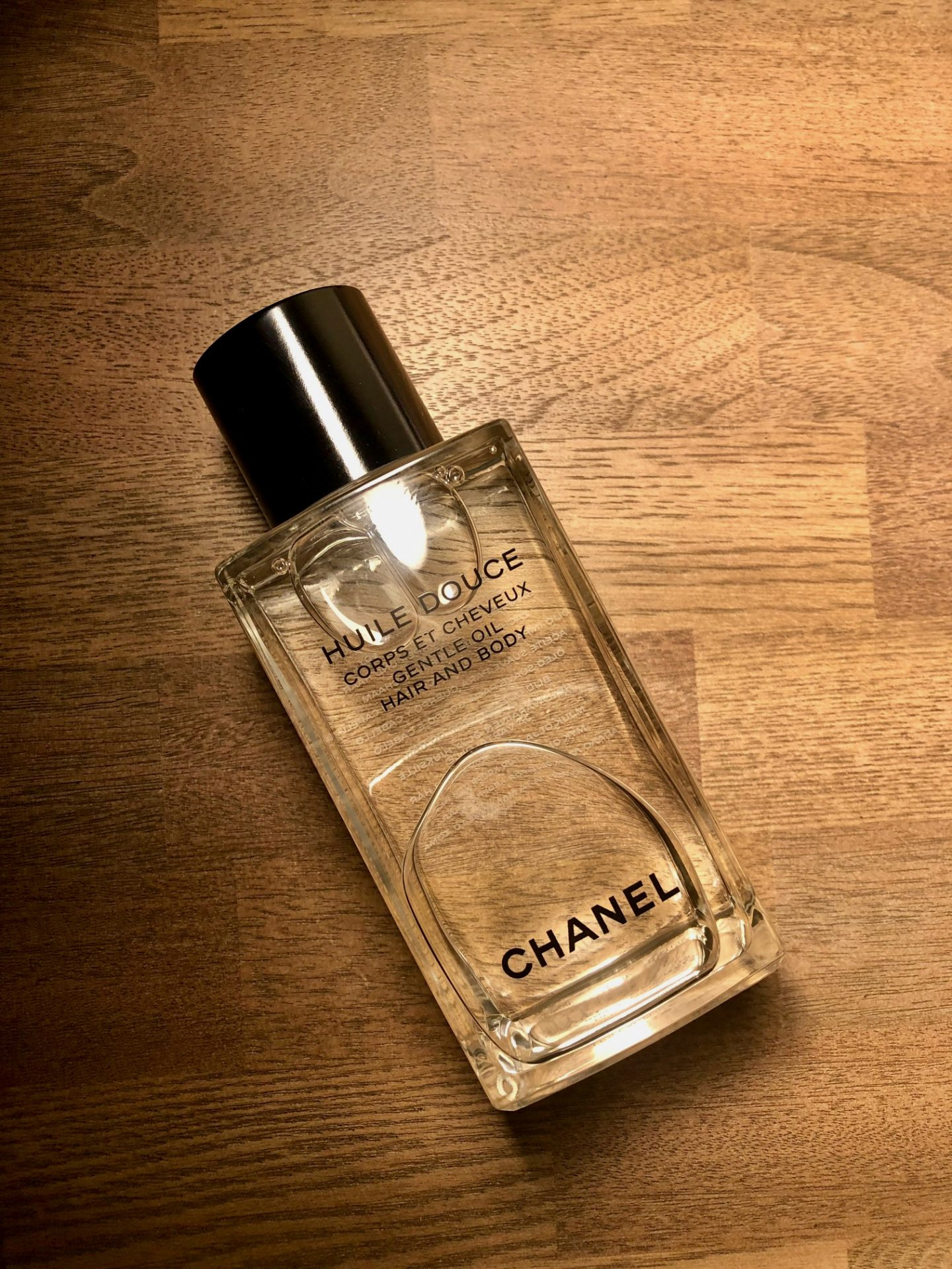 First Impressions- CHANEL'S EXCLUSIVES – GENTLE HAIR AND BODY OIL