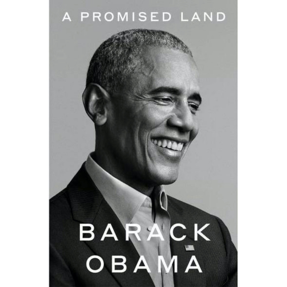 A promised land- Book Review