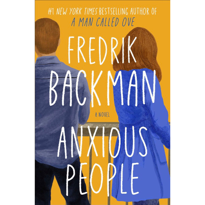 Book Review- Anxious People